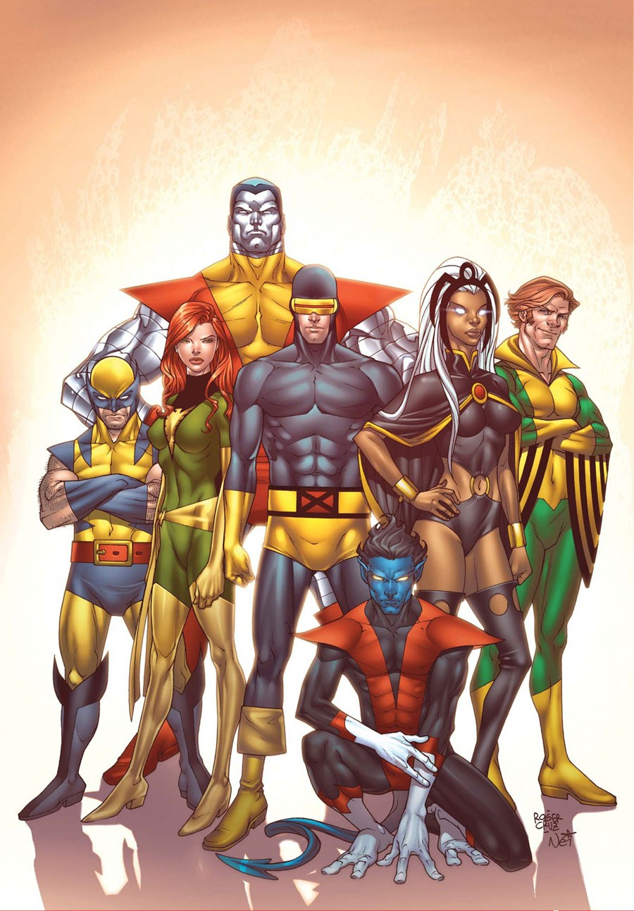 The Greatest Super Hero Team Of All Time...
