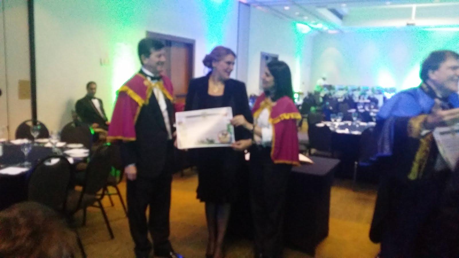 "PAULA BARROZO - ABRASCI - Diploma Comemorativo aos ""50 anos do Festival de Folclore de Parintins"""