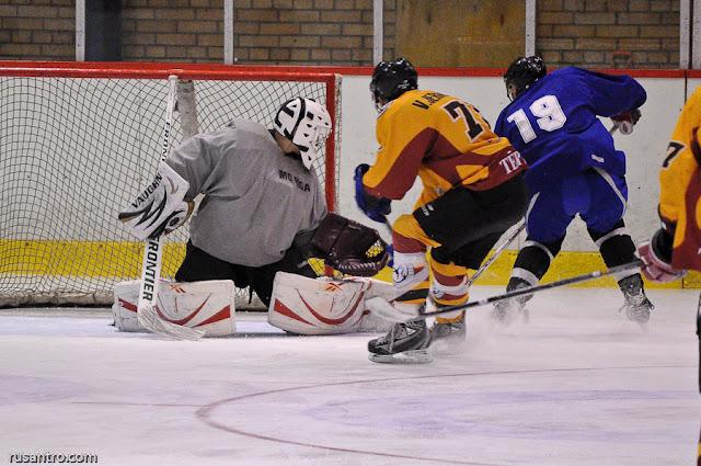Zemgales amatieru hokeja līga ZAHL HK Tērvete - Ledgrauži