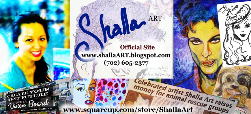 SHALLA Art Official Site