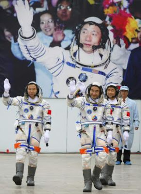 CHINA PRIMERA POTENCIA ESPACIAL.