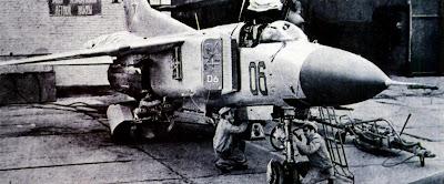 работы на МиГ-23