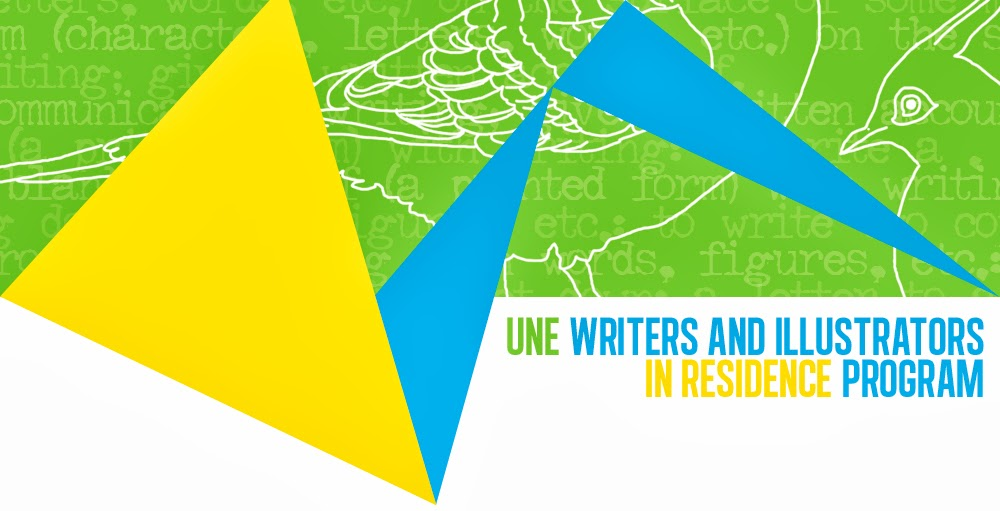 UNE Writers and Illustrators in Residence Program
