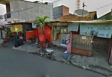Dijual rumah di Jak Bar 200 m dekat Binus