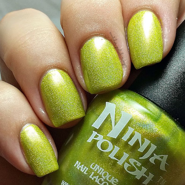 swatcher, polish-ranger | Ninja Polish Reality swatch