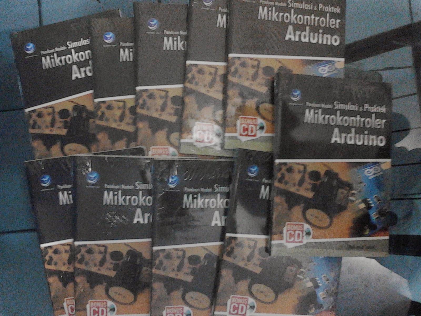 Buku Simulasi dan Praktek Mikrokontroller Arduino
