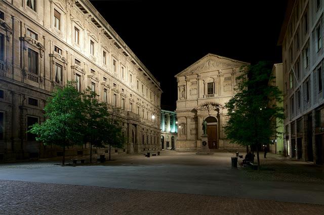Domenica 21 giugno. Concerto di chiusura della rassegna Creazione e Spazi interiori, itinerari di ascolto acustici e multimediali presso la Chiesa di San Fedele a Milano
