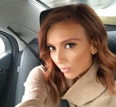 GIULIANA GOES RED-HOT