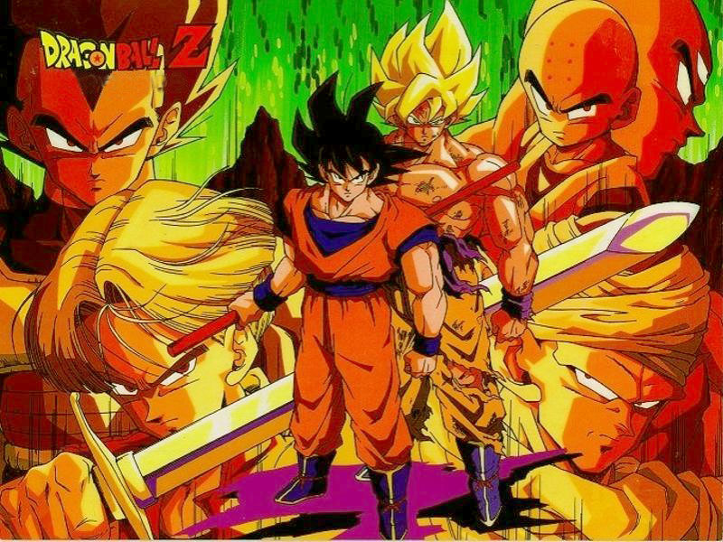 Cartoon Network Dragon Ball z Dragon Ball z Cartoon Network