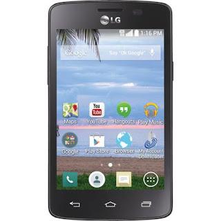 TracFone LG Prepaid Lucky LG16 Smartphone