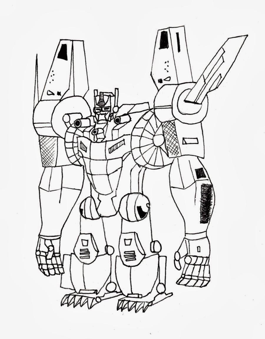 Desenhos Dos Transformers Para Colorir E ImprimirDesenhos