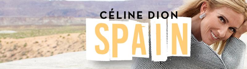 Celine Dion Spain