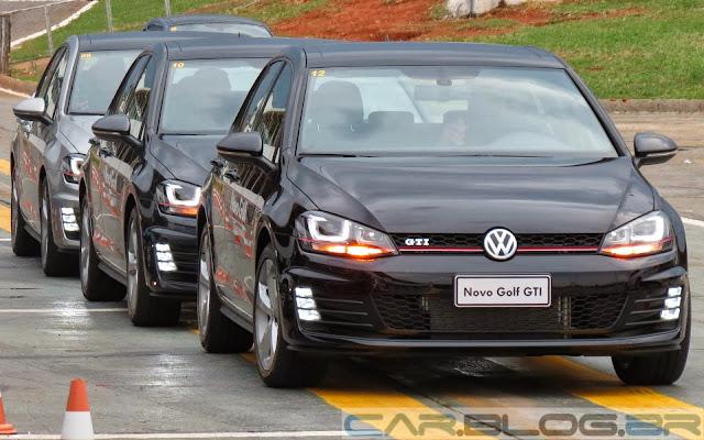 Novo Golf GTI 2014 - Preto Ninja