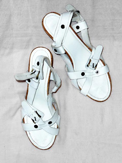 Sandale Mexx masura 38, vintage