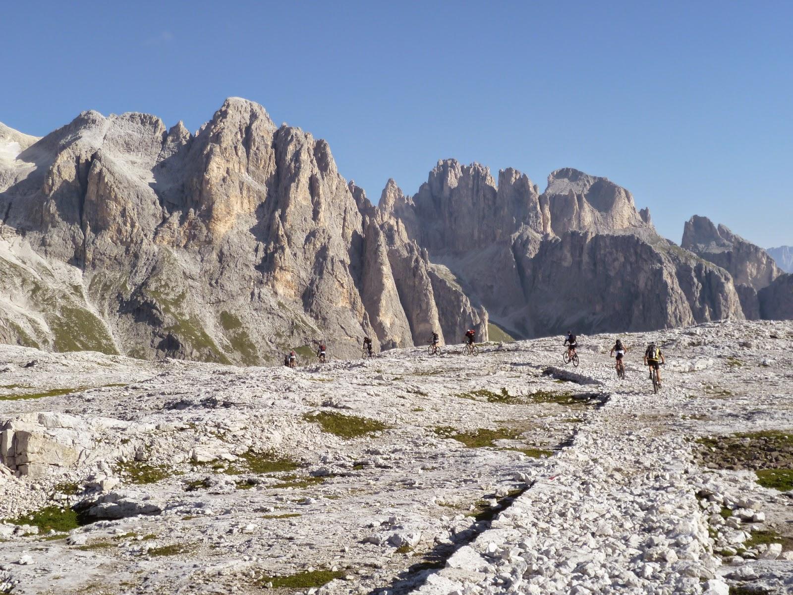 L'altopiano delle Pale di San Martino