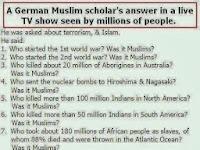 persepsi salah tentang islam dan terorisme
