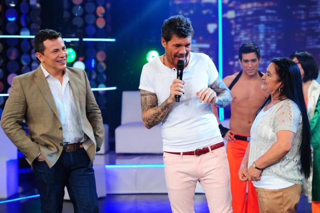 Bailando Electro Dance Y Amor En La Pista De Showmatch