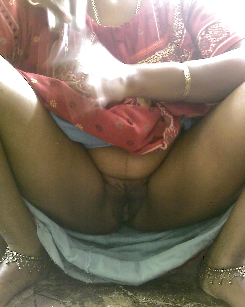 Very grateful Indian girl pissing nude think