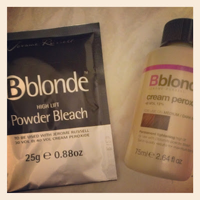Jerome Russell powder bleach review