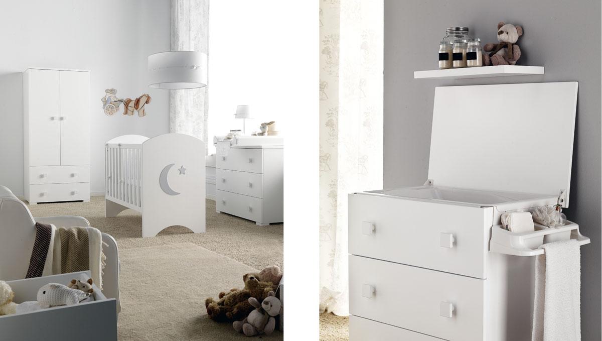 Piccolo 39 s decoraci n mobiliario intantil takat precioso for Mobiliario para bebes
