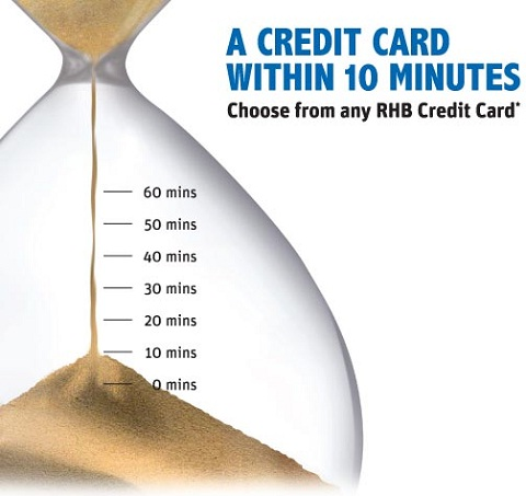 48 SMART Credit Card Approval within 10 Minutes