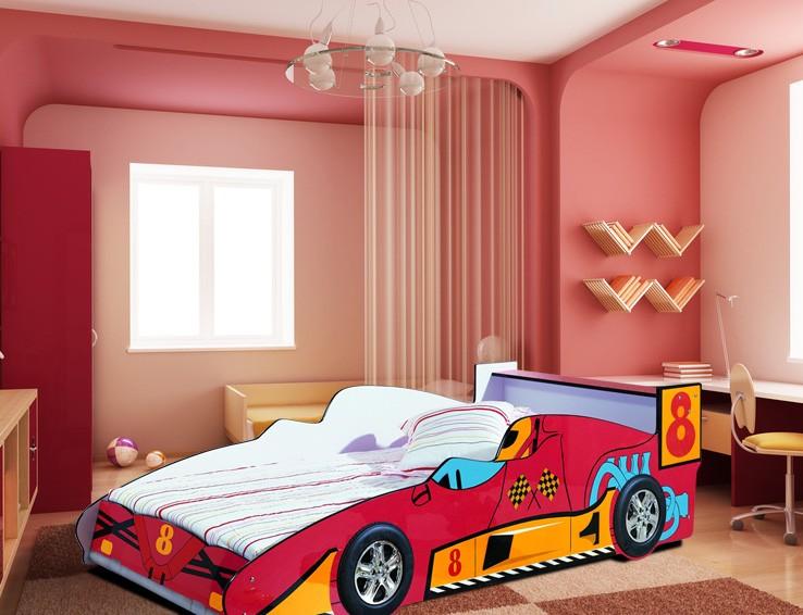 Fotos de camas infantiles originales y divertidas ideas - Camas divertidas infantiles ...