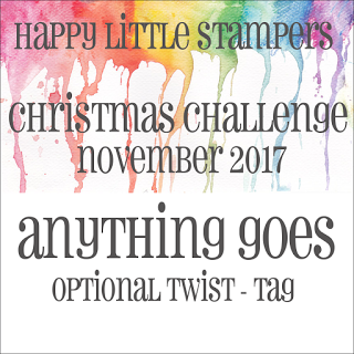 HLS November Christmas Challenge Tag до 30/11