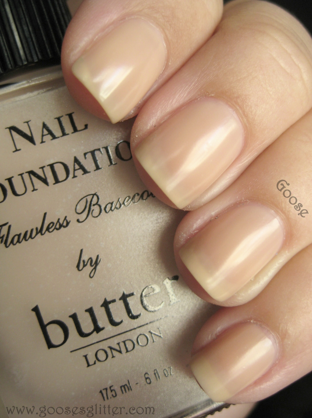 Goose\'s Glitter: butter LONDON - Bumster and Flawless Basecoat ...