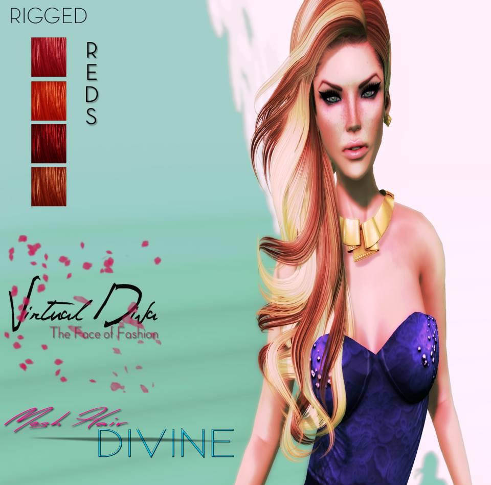 Virtual diva couture hair divine virtual diva for Diva couture