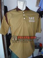 Jenis Jenis Kain Kaos Polo Shirt