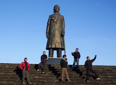 Monumen Jenderal Sudirman di Pacitan