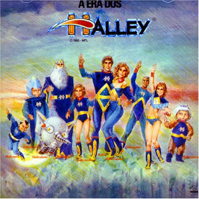 A Era dos Halley