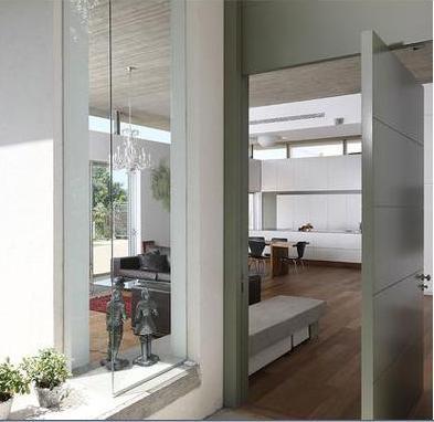 Fotos y dise os de puertas octubre 2012 - Puertas de interior baratas en vigo ...