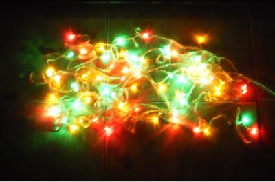 Pernak Pernik Unik: LAMPU LED UNTUK HIASAN ATAU DEKORASI