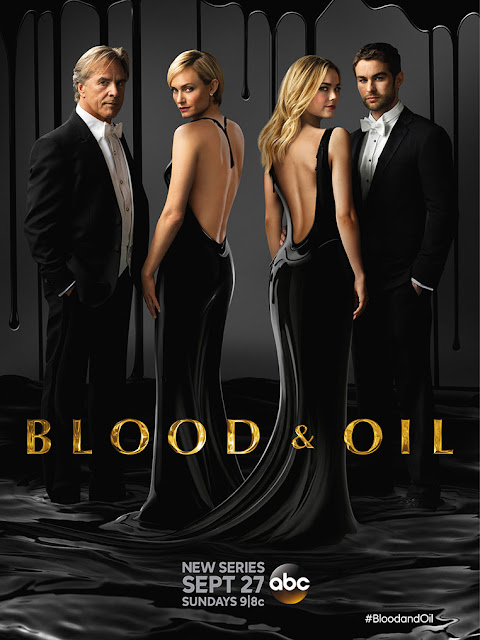 Blood and Oil (2015-) ταινιες online seires xrysoi greek subs