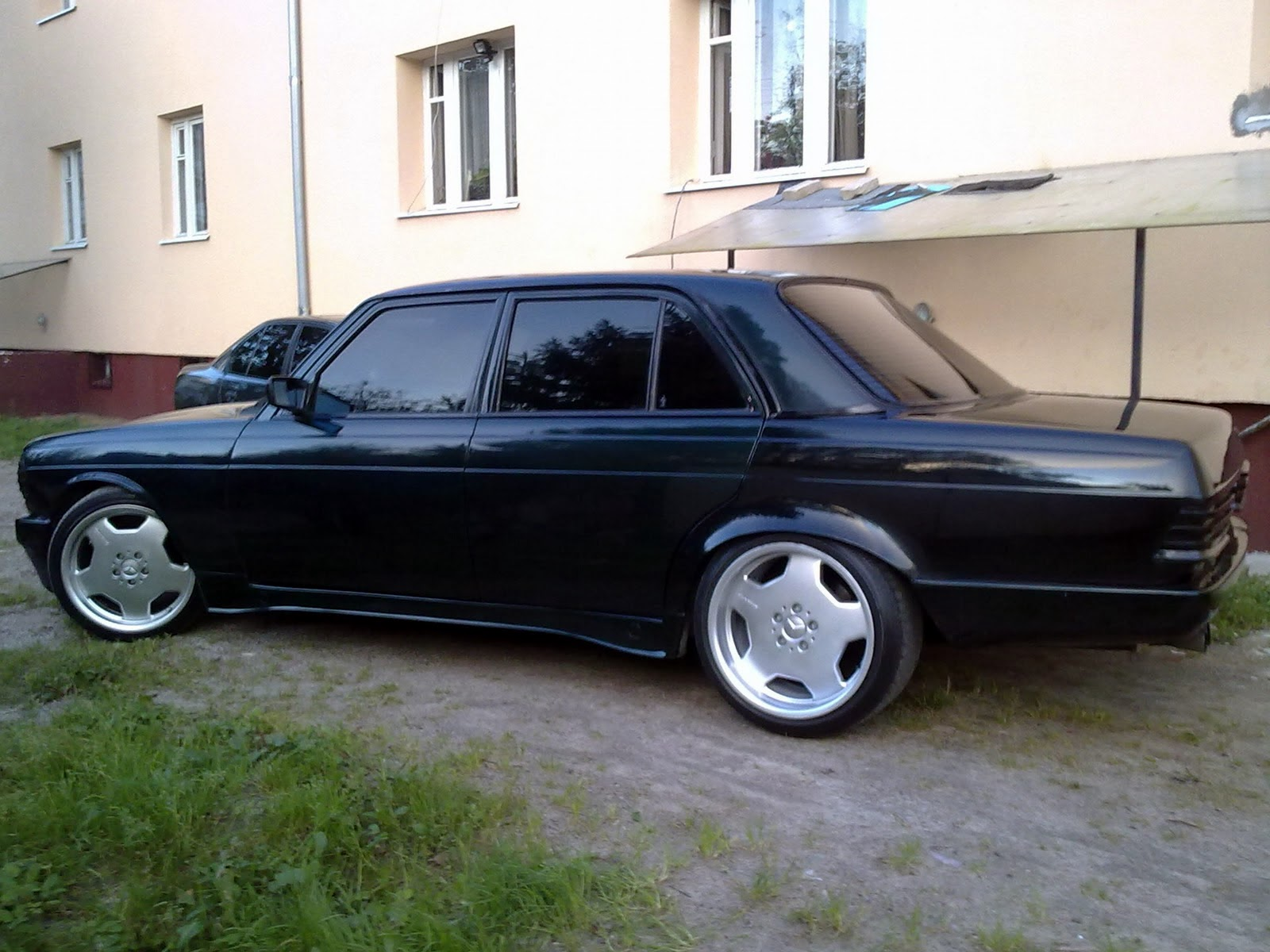 Mercedes benz 300d w123 vip benztuning for Mercedes benz vip