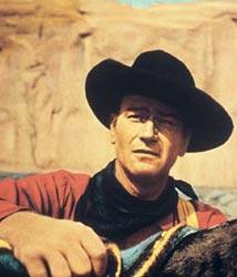 Rastros de Ódio - John Wayne