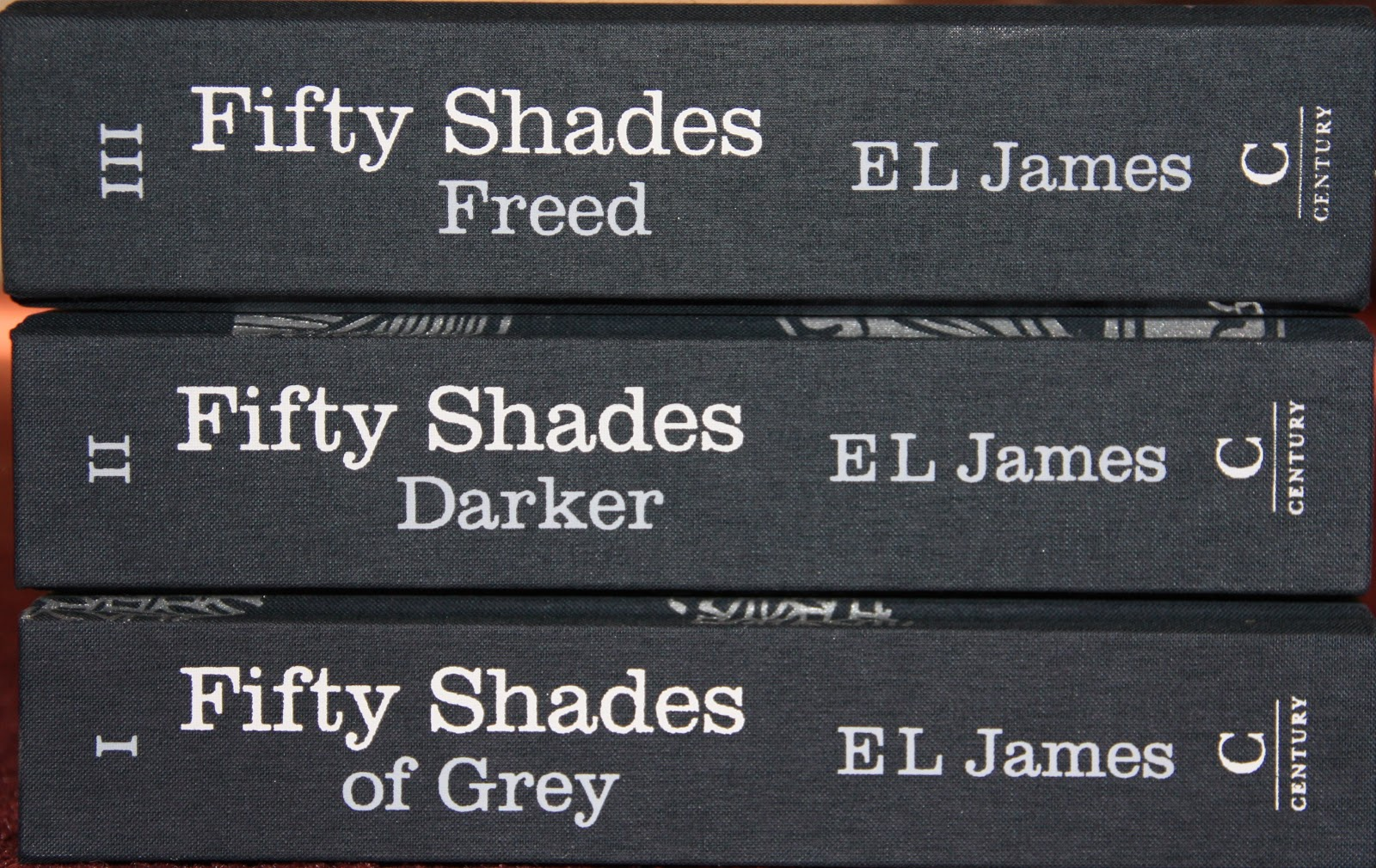 Quotes From 50 Shades Of Grey Laters Baby  Fifty Shades Of Grey Hardcover