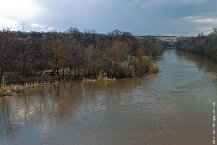 Устье реки Быстрой