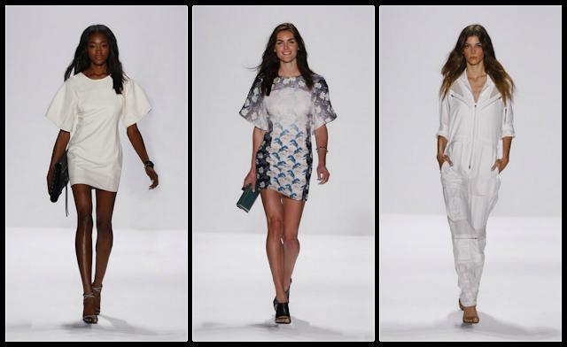 Rebecca Minkoff Spring/Summer 2013 Looks