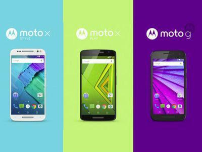 Motorola anuncia novos Moto X e Moto G e libera Moto Maker para o Brasil