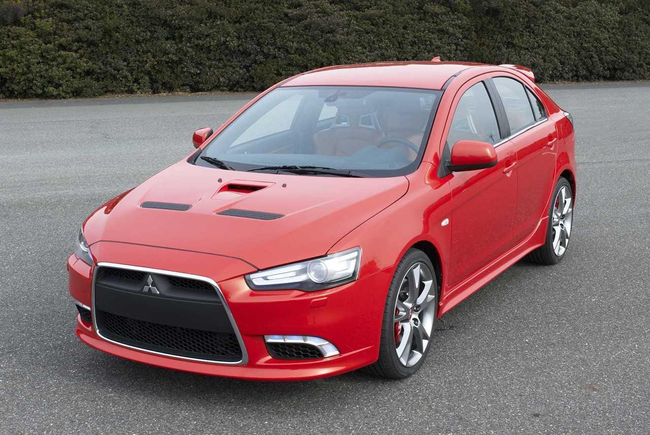 Mitsubishi Lancer Ralliart Modification - Car Modification