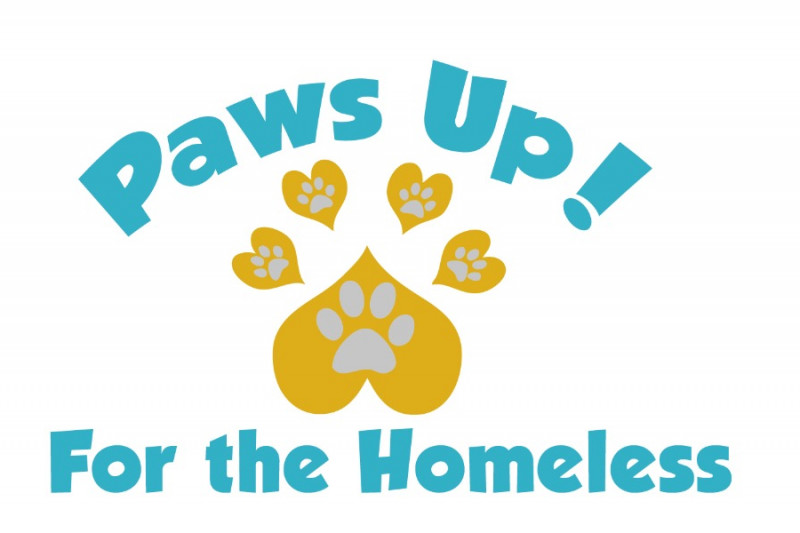 Our New Charity: Paws Up! For the Homeless