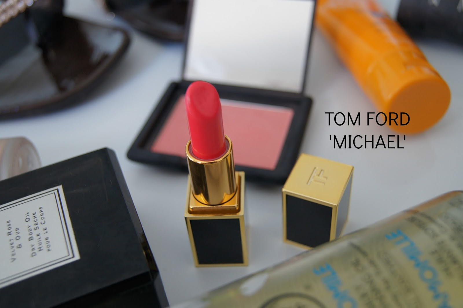Tom Ford Lips and Boys Michael