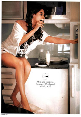 Asin Thottumkal on Filmfare Magazine March 2011