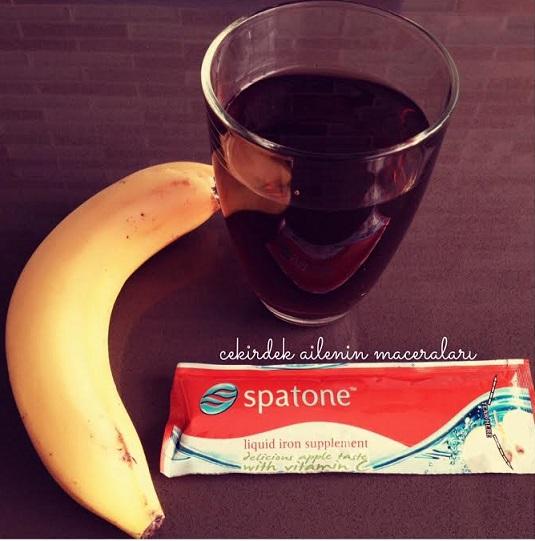Spatone 100% Natural Iron Supplement  Demir Eksikliği İçin Doğal Takviye