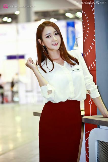 3 Han Chae Yee - Korea Electronics Show 2013-Very cute asian girl - girlcute4u.blogspot.com