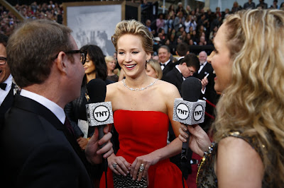 Jennifer Lawrence is the highest paid actress of 2015