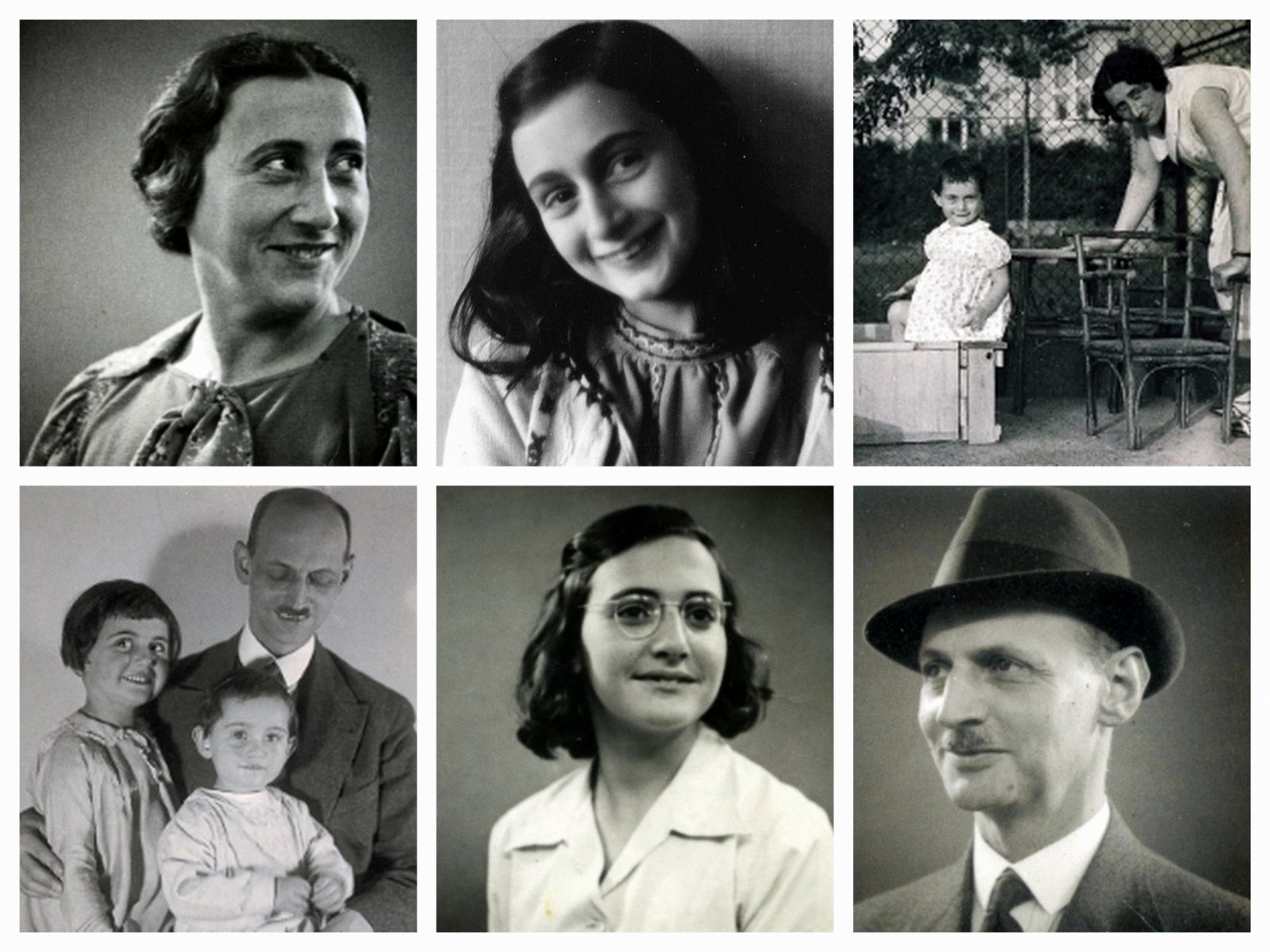 a biography of anne frank and her familys history In her amazing diary, anne frank revealed the challenges and dreams  but  hitler brought her childhood to an end and forced her and her family into hiding   historical and visual reference in an easy-to-read biography written in a way  that.