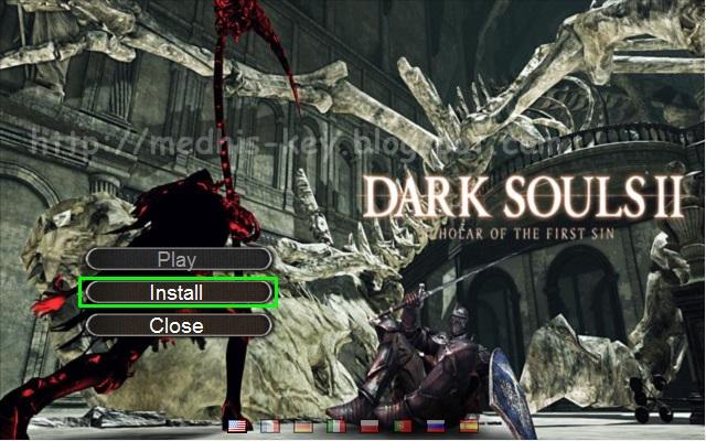 Cara Install Dark Souls II Scholar Of The First Sin